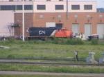 CN 4720 at Gordon Yard