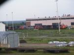CN 408 and 406 (or 473) at Gordon Yard