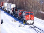CN 120 arriving at Gort
