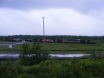 CN 308 at Gordon Yard