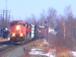 CN 407 at Sackville