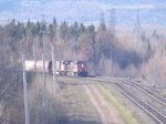 CN 308 entering Gordon Yard (elephant style)