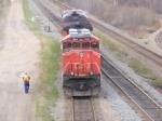 CN 405 at Gort