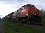 CN 305 at Berry Mills with 6 UNITS