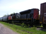 CN 305 DPU at Berry Mills