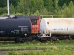 CN 539 arriving at Gordon Yard