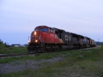 CN 408 at Sackville