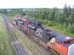 CN 407 & 539 at Gort
