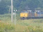VIA 15 arriving at Sackville
