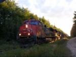 CN 406 near Fundy