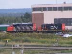 CN 539 at Gordon Yard