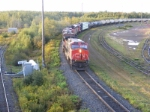 CN 305 w/ 4 GEs in run