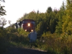 CN 305 w/ 4 GEs in run at Berry Mills