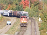 CN 474 arriving at Gordon Yard
