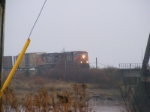 CN 407 nearing Sackville