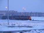 CN 539 leaving Gordon Yard