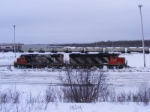 CN yard assignment 2 at Gordon Yard