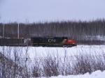 CN 569 at Gordon Yard