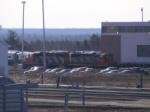 CN 535 at Gordon Yard