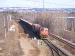 CN 569 arriving at Gordon Yard