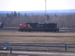 CN 2605 at Gordon Yard