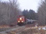 CN 406 at Salisbury east