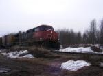 CN 569 at Berry Mills