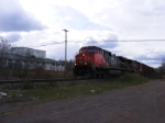 CN 474 at Berry Mills