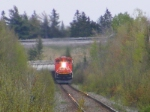 CN 473 at Berry Mills with a NEW M-2