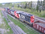 CN 473 at Gordon Yard
