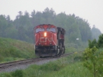 CN 594 at Mile 9 Sussex Sub