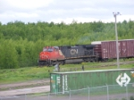 CN 569 at Gordon Yard