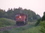 CN 594 at Mile 9 Sussex Sub