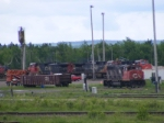 CN 407 at Gordon Yard