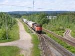 CN 539 returning to Gordon Yard