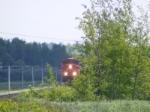 CN 407 at Memramcook