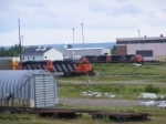 CN 407 & yard assignment at Gordon Yard
