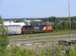 CN 569 arriving at Gordon Yard