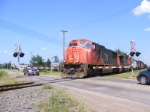 CN 407 at Painsec Junction west