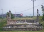 CN 407 coming into Sackville