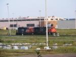 CN 474 at Gordon Yard