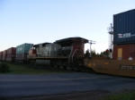 CN 120's DPU at Memramcook