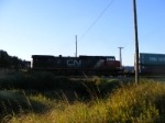 CN 120's DPU at Sackville