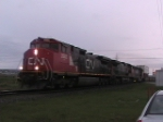 CN 120 at Memramcook