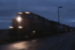 CN 120 at Sackville