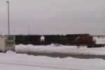 CN 120 at Gordon Yard
