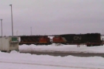 The units being dropped off at Gordon Yard