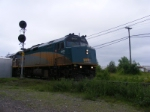 VIA 14 at Marsh Junction