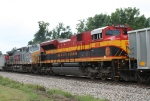 KCS 4056/KCS 4594 mid-train power