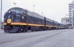 KCS business train